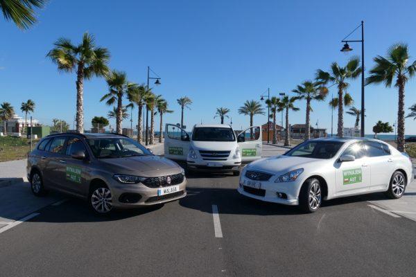 Wypożyczalnia samochodów Salobrena Almunecar